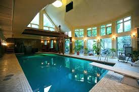 mansion with indoor pool with diving board. Indoor Pool House Mansion With Diving Board . O