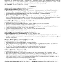 Contract Attorney Resume Sample Resume Template Contract Attorney Sample Document Review Surprising 18