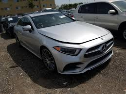Amg cls 53 s 4matic+ coupe. Auto Auction Ended On Vin Wdd2j5jb3ka035198 2019 Mercedes Benz Cls 450 In Fl Miami North