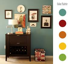 awesome interior wall color palette contemporary simple design