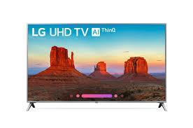 UK6500AUA 4K HDR Smart LED UHD TV w/ AI ThinQ® - 50\ LG 50UK6500AUA: 50 Inch Class ThinQ