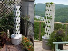 hydroponic tower garden. Garden Up Plant Towers Make It Easy To Grown Your Own Veggies In Small NYC Apartments | Inhabitat - Green Design, Innovation, Architecture, Building Hydroponic Tower G