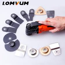 LOMVUM Electric Trimmer 300W 12V Cordless Multifunctional ...