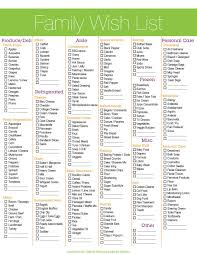 grocery list template printable best 25 grocery list printable ideas on pinterest budget