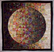 "Textiles and Fiber Arts : ""Worlds Apart"" (Original art by Beatrice Gilbert)"