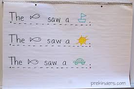 Teaching Left To Right Progression Prekinders