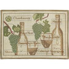 park b smith fruit of the vine tapestry rug