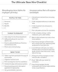 New Employee Orientation Checklist Excel Safety Sample Form