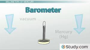 barometer chemistry. pressure: definition, units, and conversions - video \u0026 lesson transcript | study.com barometer chemistry