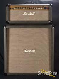 Marshall 4x10 Cabinet Marshall Jtm60 Head W 4x10 Cab Used Soundpurecom