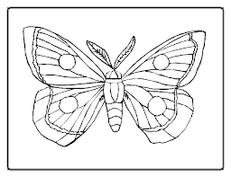 Small Picture Hungry Caterpillar Butterfly Template Gekimoe 29345
