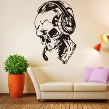 Skull Bedroom Online Get Cheap Skull Bedroom Decor Aliexpresscom Alibaba Group