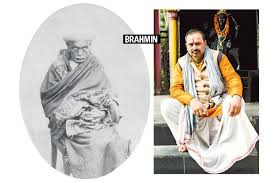 photo essay we the people then and now slideshow livemint bangalore based lensman mahesh bhat met radhey shyam pandey right outside a temple