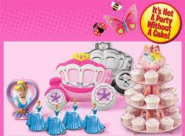 Girls Birthday Cake Cupcake Supplies Cupcake Cake Toppers Clip