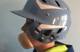3 Baseball Helmet Face Guards Bat Digest