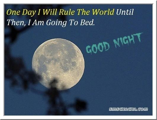 funny good night quotes for facebook