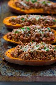 20 minute meal these turkey taco stuffed sweet potatoes are a fantastic option when you