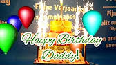 Best Happy Birthday Song for Daddy! - YouTube