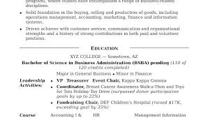 College Graduate Resume 650 368 Sample Resume For Recent
