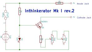 building the inthinkerator mk i part 1 do it big inthinkerator mk i circuit diagram