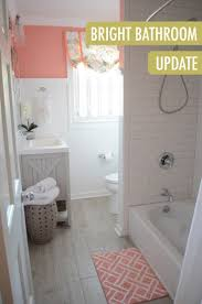 Teenage Bathroom Decor 17 Best Ideas About Coral Bathroom On Pinterest Coral Bathroom