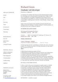 Graduate Cv Template Student Jobs Graduate Jobs Career