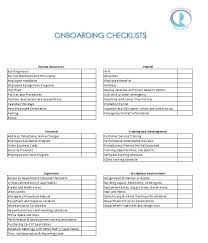 New Hire It Checklist New Hire Onboarding Checklist Template Inspirational Physician