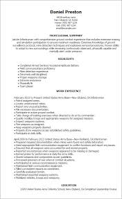 army to civilian resumes oo3 military veteran resume examples to civilian infantry sample