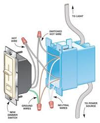 how to install dimmer switches electrics home electrical wiring old electrical box too small here s how to solve that problem and install a new dimmer switch