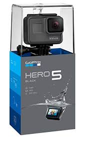 Amazon.com : GoPro HERO5 Black - Waterproof Digital Action Camera for Travel with Touch Screen 4K HD Video 12MP Photos \u0026 Photo
