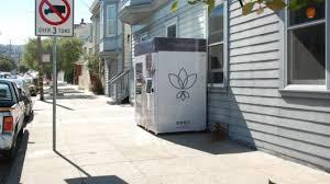 Vending Machines San Francisco Delectable Le Cupboard Vegan Vending Machines In San Francisco