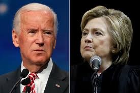 Biden I knew Hillary would lose the election New York Post