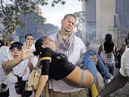 Uso de la violencia en Venezuela