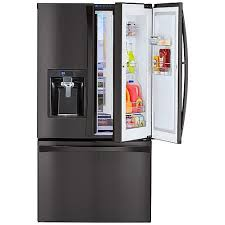 haier 16 4 cu ft quad french door freezer refrigerator in stainless steel. kenmore elite 73167 28.5 cu. ft. french door bottom freezer refrigerator w haier 16 4 cu ft quad in stainless steel