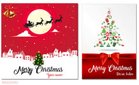 Christmas Birthday Cards Design Christmas Birthday Greeting Cards
