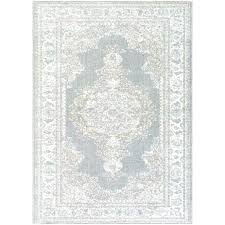 black and white indoor outdoor rug blog design creative decoration