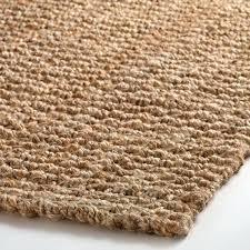 world market jute rug natural basket weave 8 x 2 3 by lovely furniture