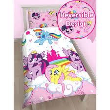 my little pony toddler bedding girls