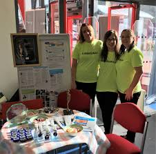 a number of our team from riversway recently attended at job fair at colston hall bristol to make young people aware of what career pathways are available