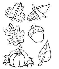 Small Picture Fall Preschool Coloring Pages Preschool Fall Coloring Pages