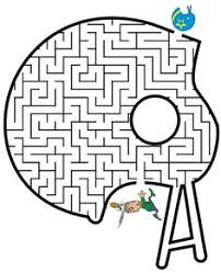 football activity page football maze help the football player find his helmet