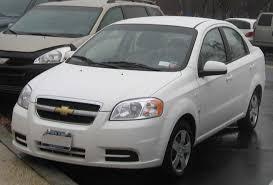 Chevrolet Aveo LS #2681205