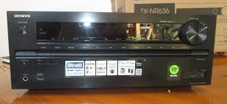 onkyo 7 2 receiver. onkyo_tx-nr636_front_panel onkyo 7 2 receiver