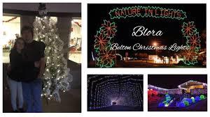 Blora Nature In Lights 2017 Belton Christmas Lights Nature In Lights Vlog Youtube