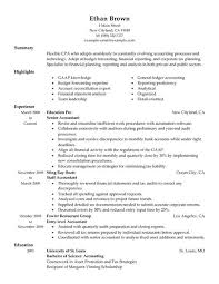 Resume Examples Big 4 Accounting Resume Examples Assistant Big 4 ...