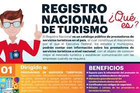 Resultado de imagen para registro nacional de turismo 2017