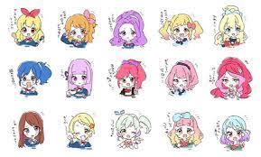 Aikatsu! X Aikatsu Stars! X Aikatsu Friends!