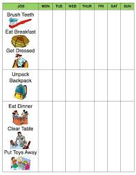 Pin By Dina Kabeel On Ideas For Kids Chore Chart Kids