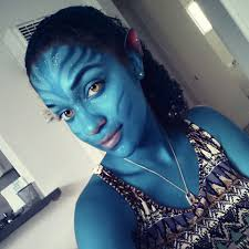 this pack of avatar makeup kit and be your favorite navi order now let s get sy avatar makeup