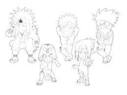 Naruto Coloring Pages Sasuke Online Sakura To Download And Print For